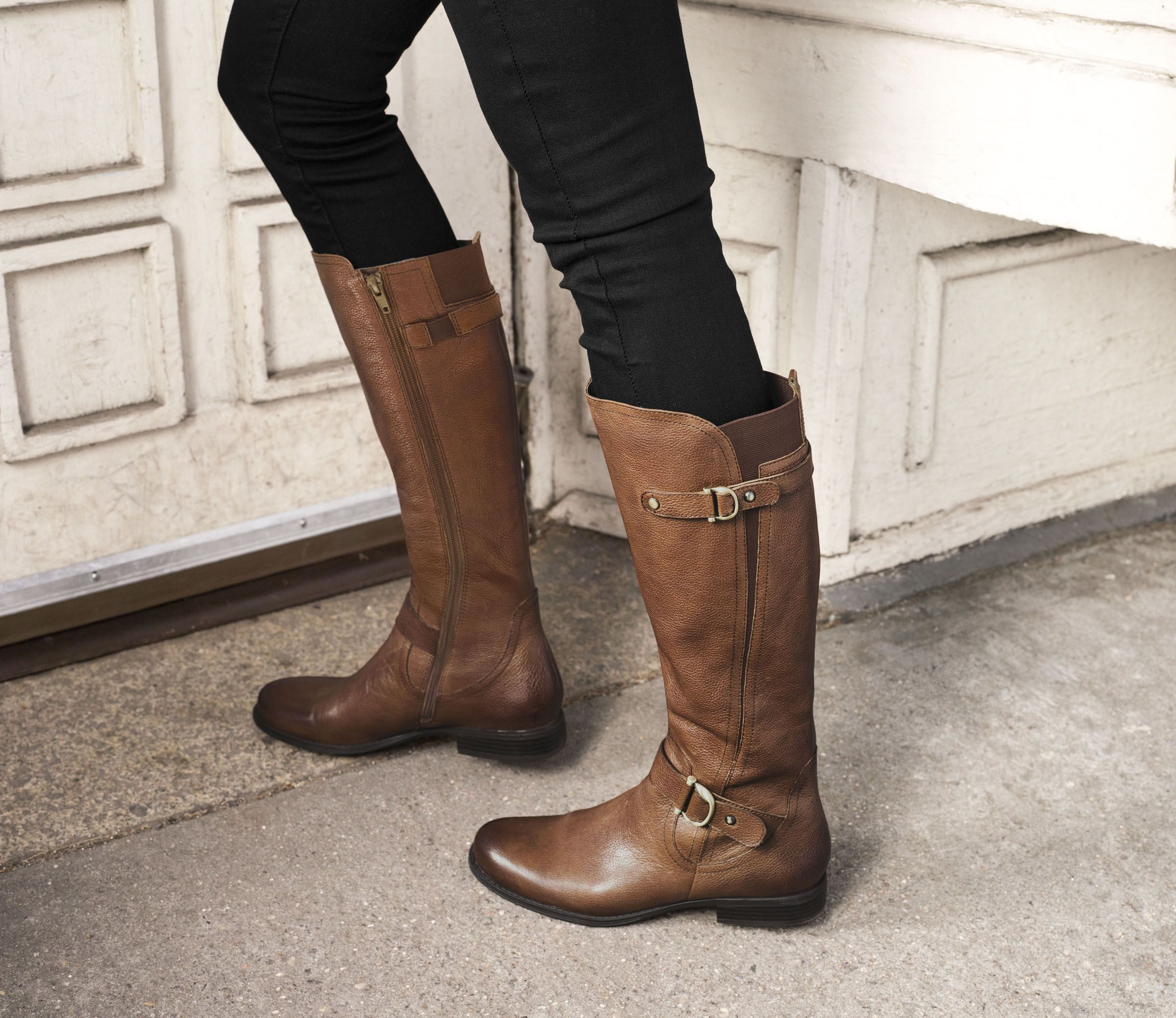 Naturalizer.com   Boots, Leather boots