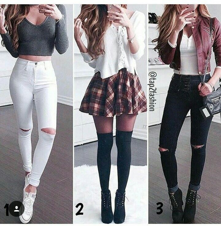 Only Two And Three Roupas Tumblr Roupas Moda Adolescente