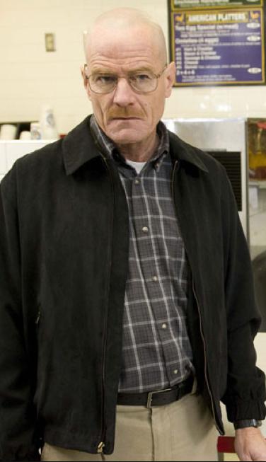 Bryan Cranston as Walter White in Season 1 of 'Breaking ...