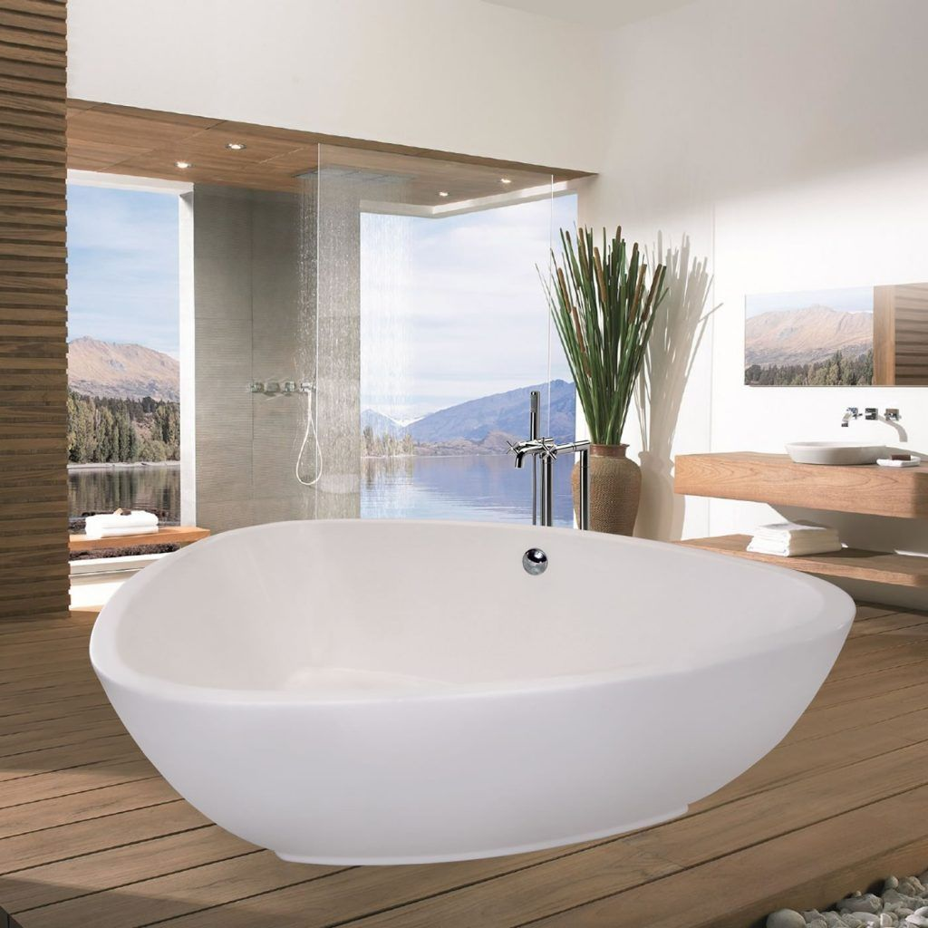bathroom white composite porcelain bathroom tubs mixed brown ...