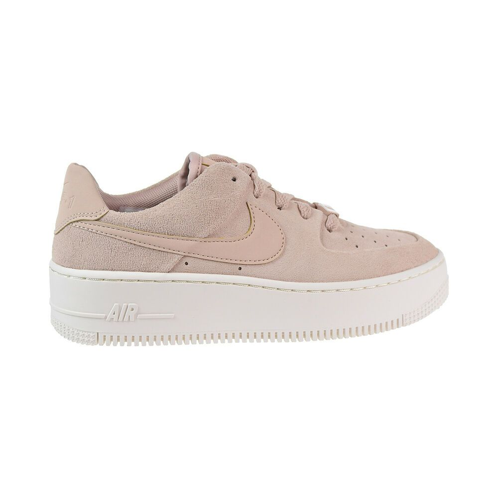 Nike Air Force 1 Sage Low Women's Shoes Particle Beige