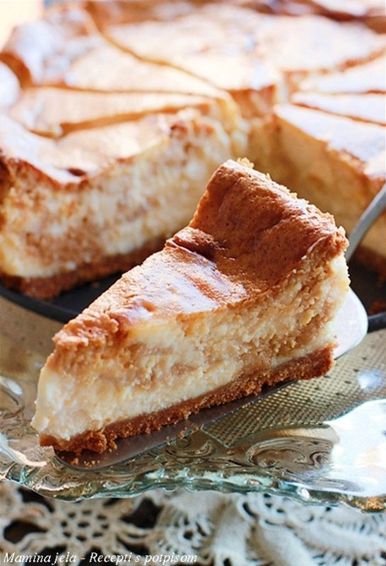 Mamina jela: Karamel (dulce de leche ) cheesecake