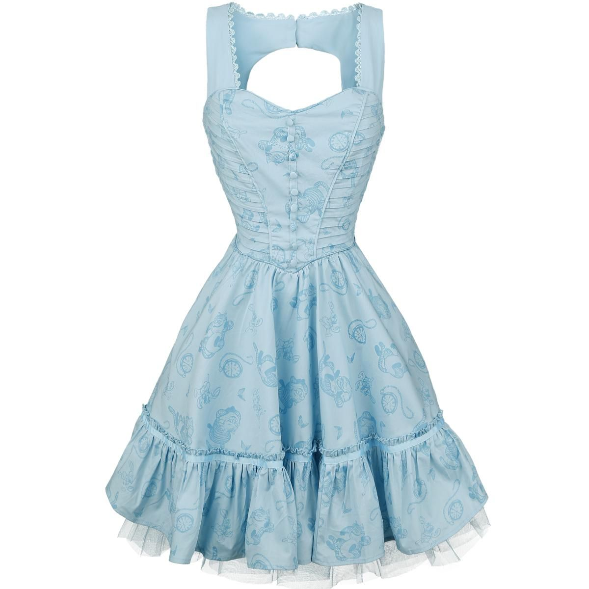 Through The Looking Glass - Alice Classic Dress | Walt disney ...