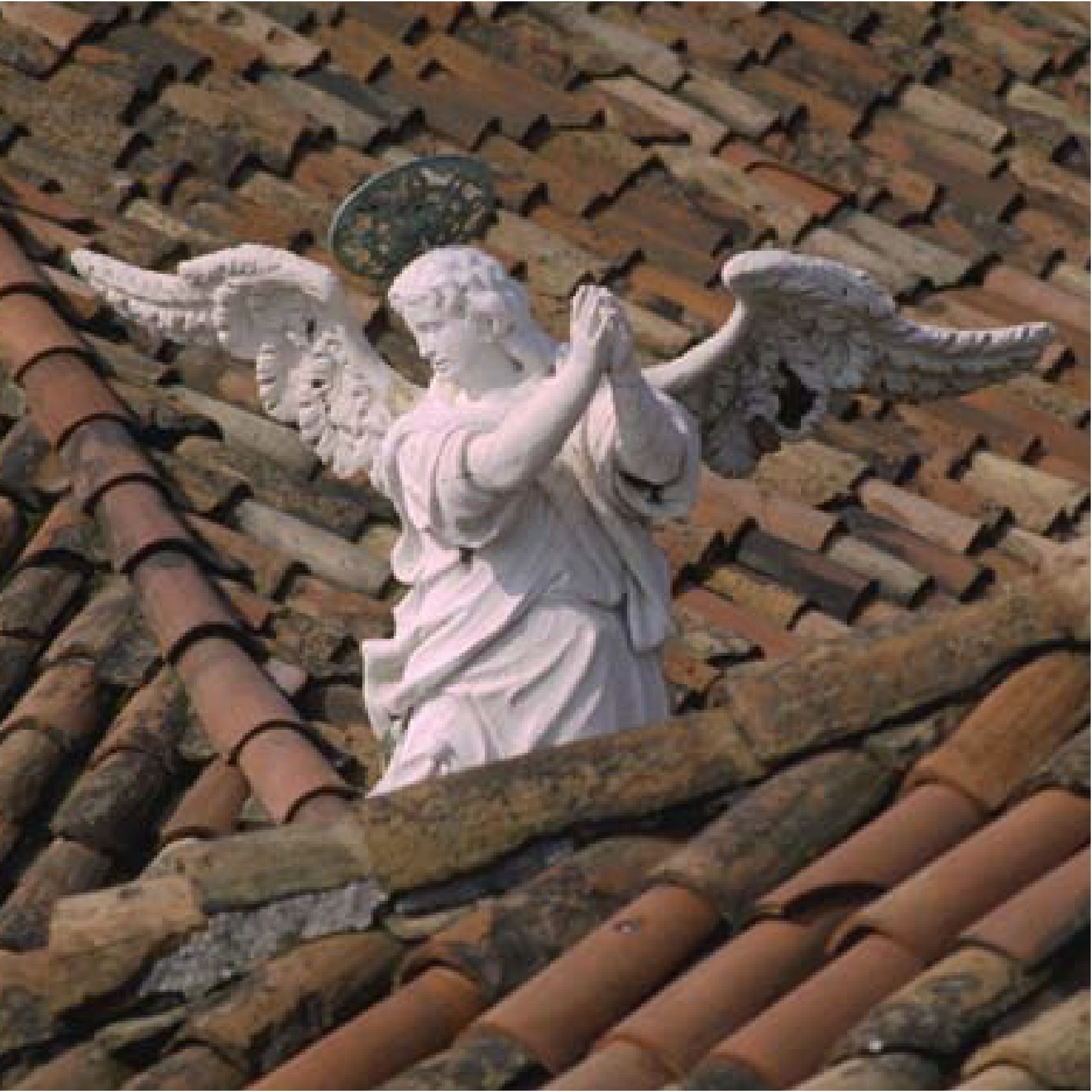 Angel above Angel, Angels in heaven, Angel guard