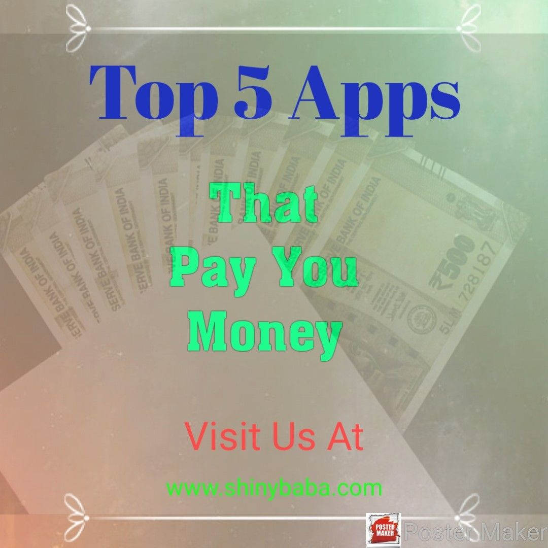 Earn Money By Android Apps In India