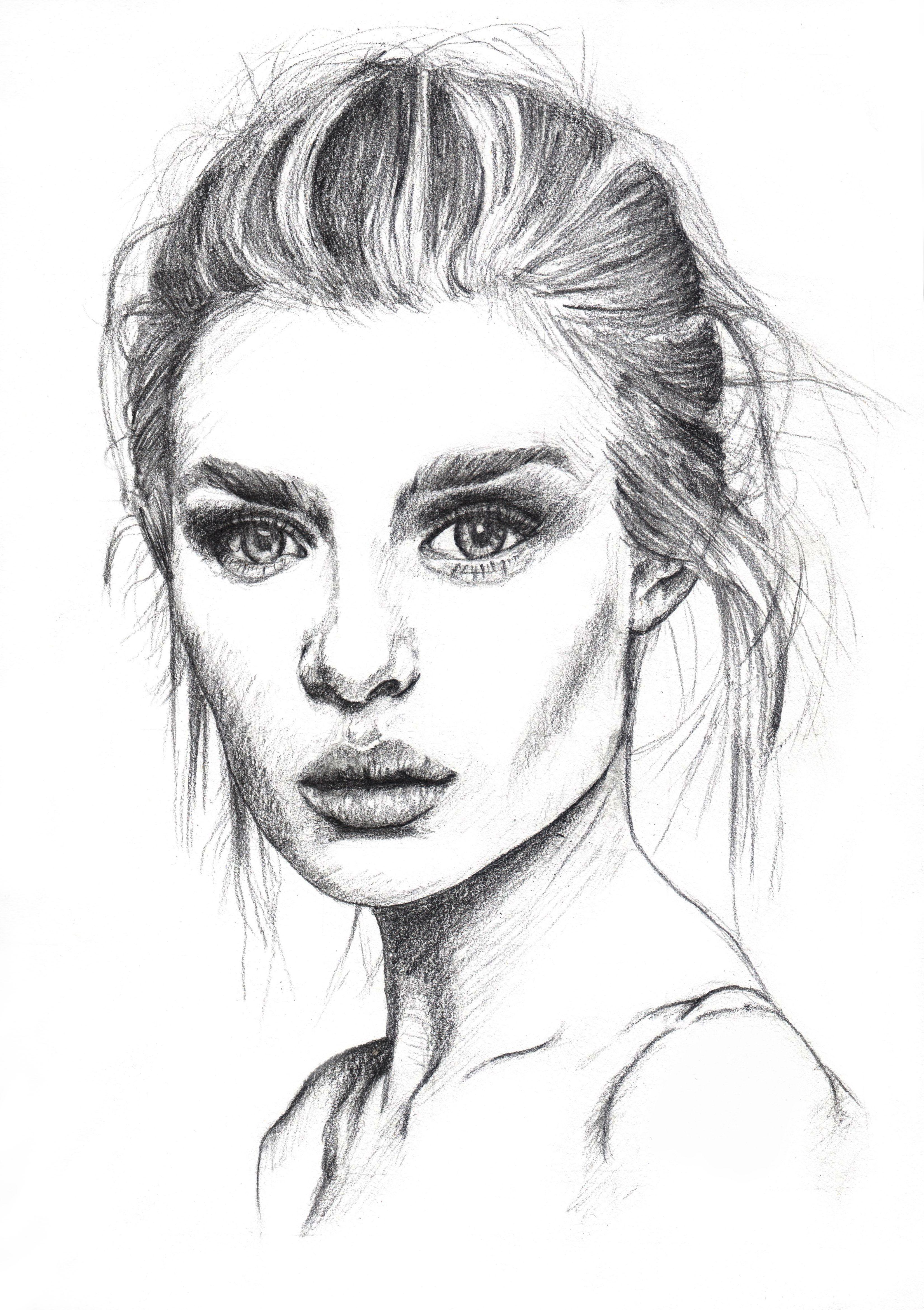 Graphite portrait dark miami disegno arte ritratti e arte for Disegnare progetti