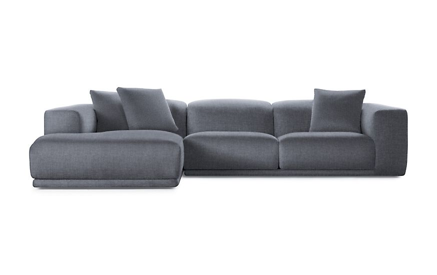Upstairs Rec Room | Sofa, Small sectional sofa ...