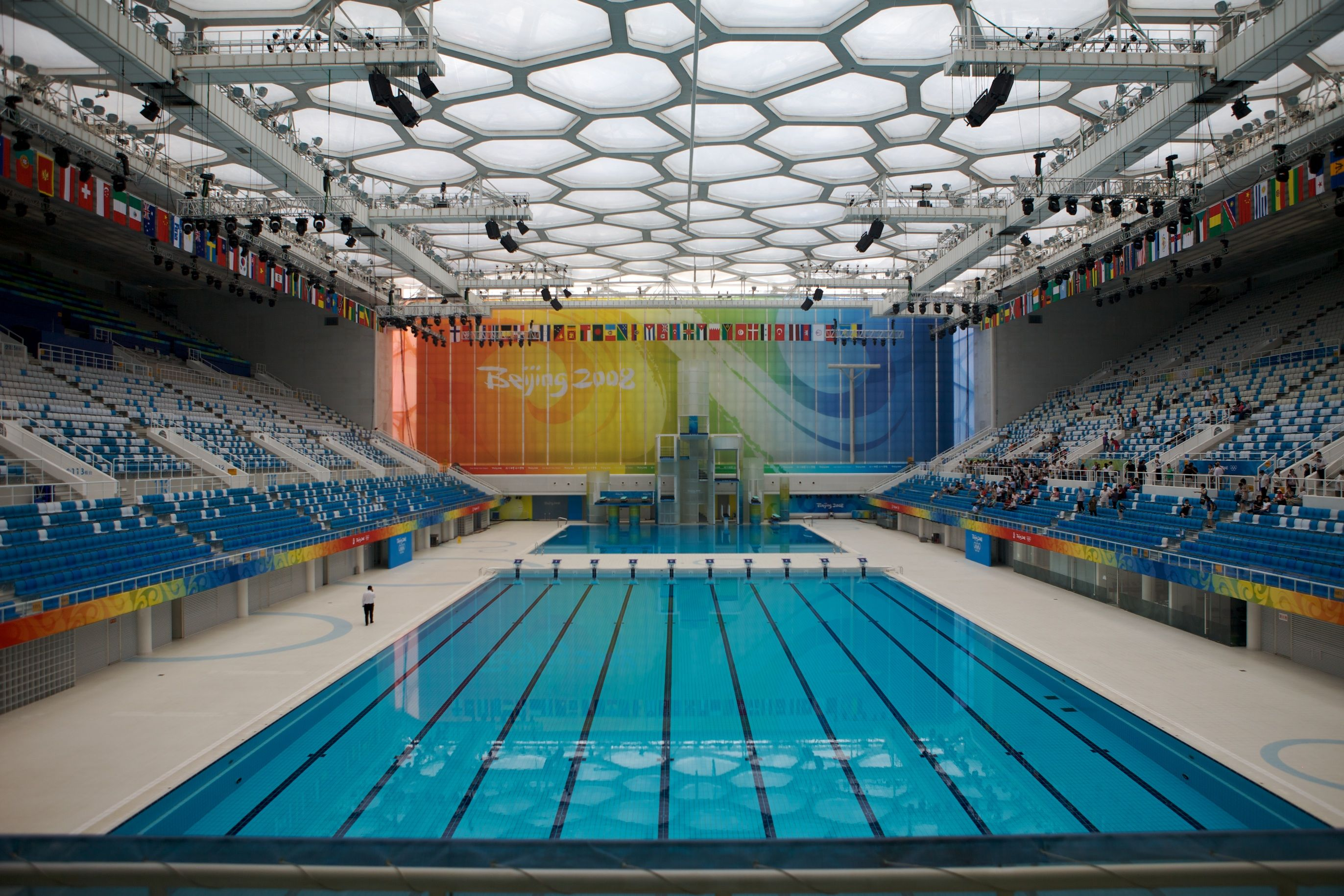 swimming pools - Olympic Swimming Pool 2014