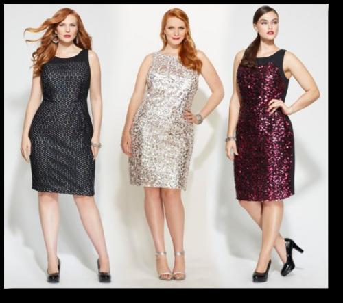 Avenue Dress, Keywords: Plus Size Clothing, Plus Size Dresses ...