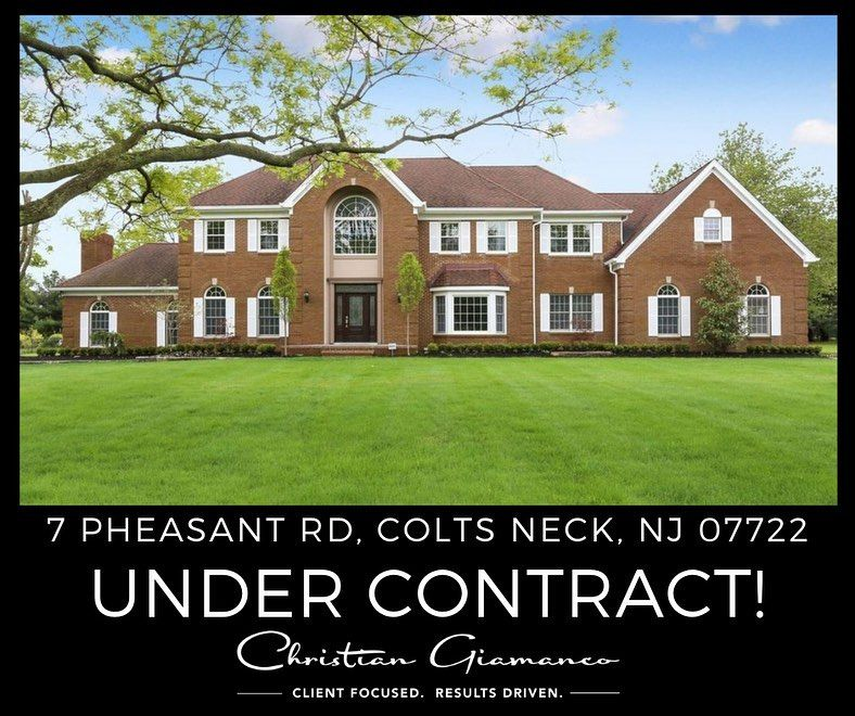 Fill Out Your Info To Learn More Click The Photo To See Our Website Under Contract 7 Pheasant Rd Colts Neck Nj 07722 I Am Extrem Real Estate Nj