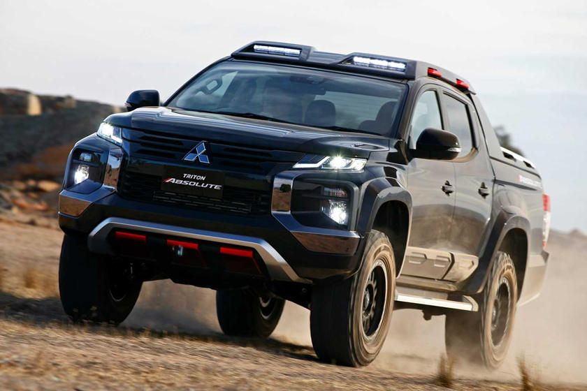 The Mitsubishi Triton Absolute Is Beyond Tough Carbuzz Ford Ranger Ford Ranger Raptor Mitsubishi