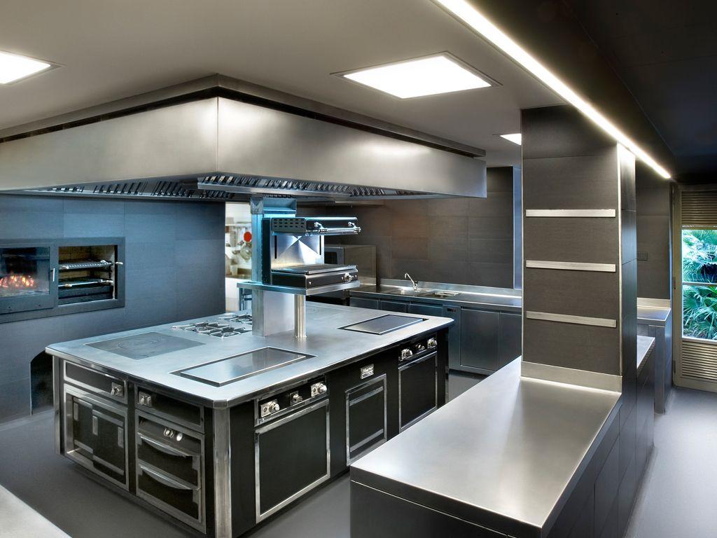 El celler de can roca ideas de proyecto cozinha - Professional home kitchen design ...