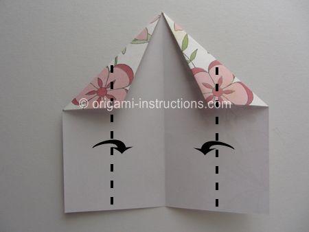 Origami modular 5 petal flower step 5 origami pinterest origami modular 5 petal flower step 5 mightylinksfo