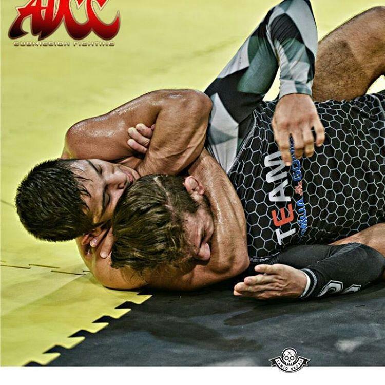Faixa-marrom de Guto Campos conta como surpreendeu na seletiva do ADCC SP