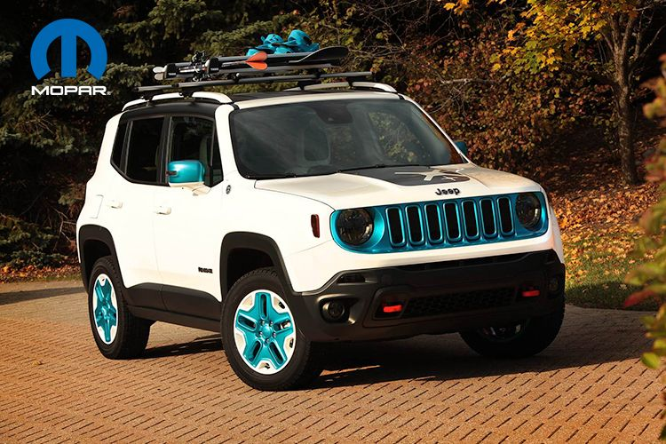 The Renegade we want  Jeep Renegade Forum  Wheels  Pinterest