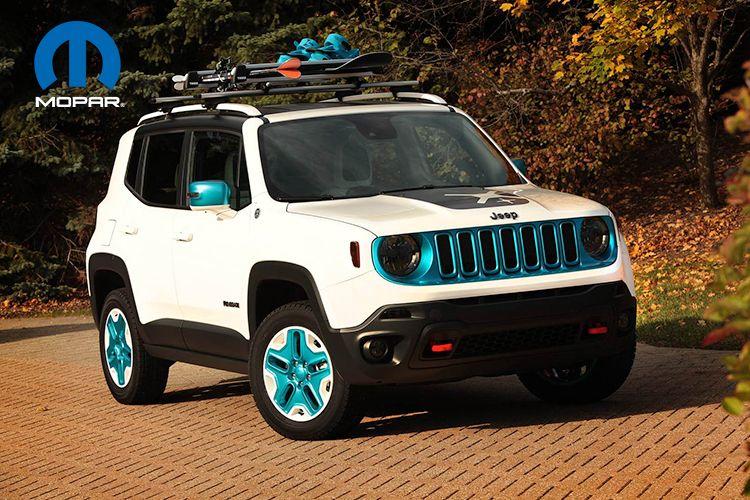 Jeep Renegade Frostbite Jeep Renegade Puede Ser Personalizado