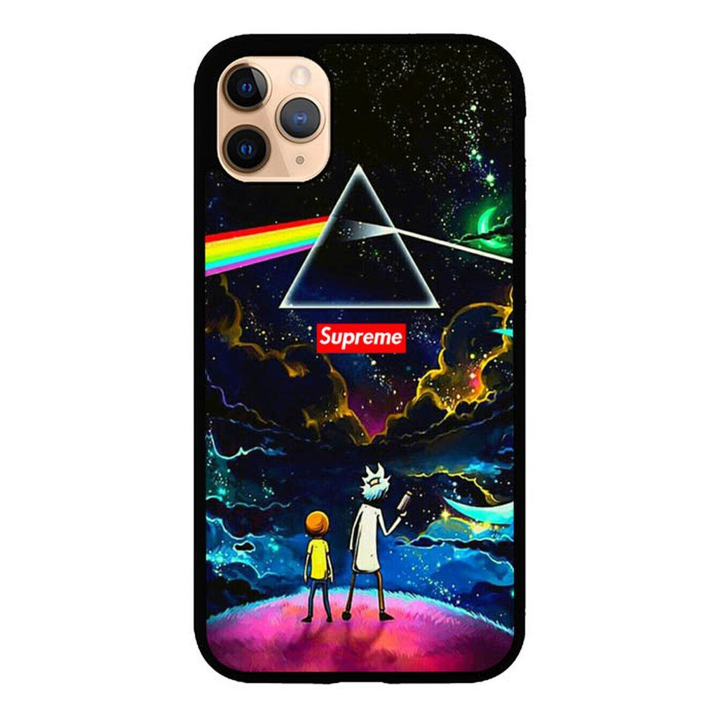 Rick And Morty Pink Floyd Iphone 11 11 Pro 11 Pro Max Case Di 2020