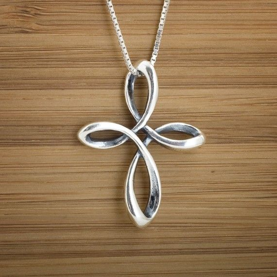 Infinity Cross Necklace Meaning