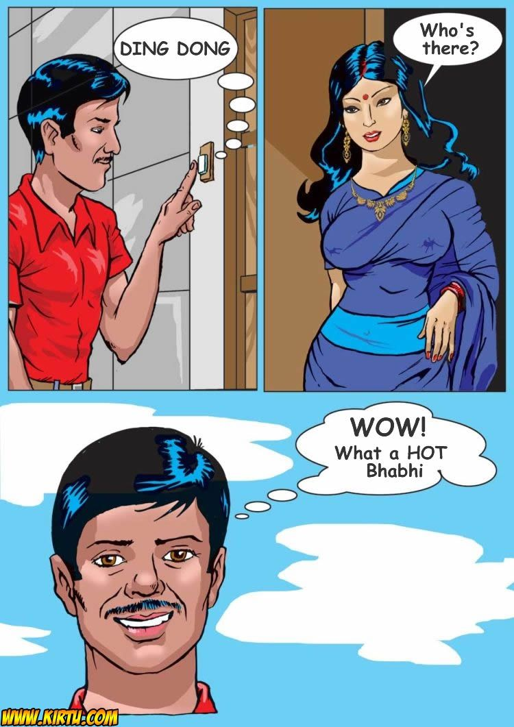 savita bhabhi episode 1 bra salesman | savita bhabhi sex stories