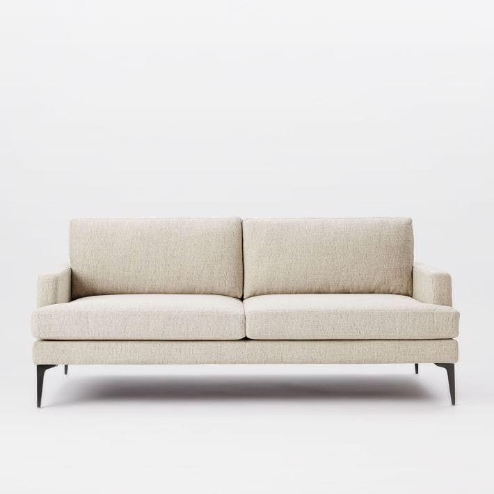 we reviewed west elm s sofas irl these are the most comfortable rh pinterest com