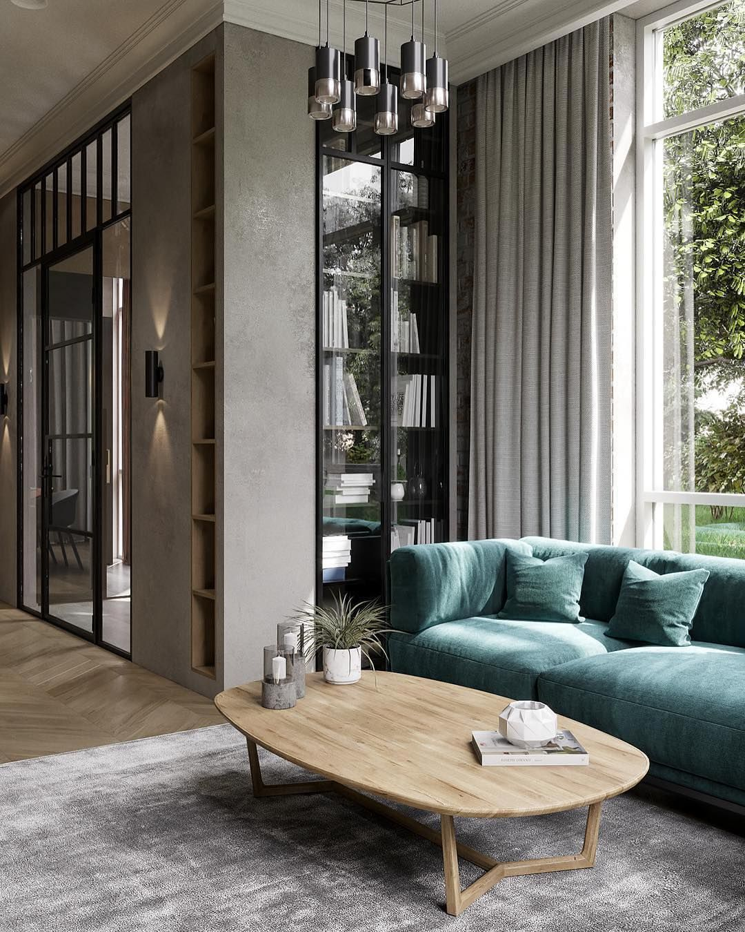 Best Uk Interior Designers Projects Www Delightfull Eu Visit Us For Interior Desig Contemporary Interior Design Living Room Interior Home Interior Design