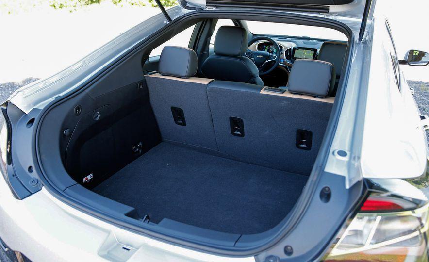 An In Depth Look At The 2019 Chevrolet Volt Chevrolet Volt