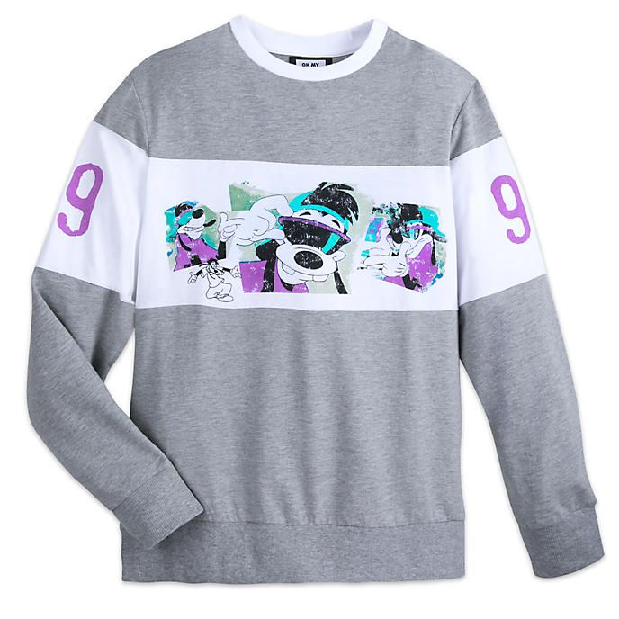 43be4629334 Disney Store Oh My Disney A Goofy Movie Sweatshirt For Adults | If I ...