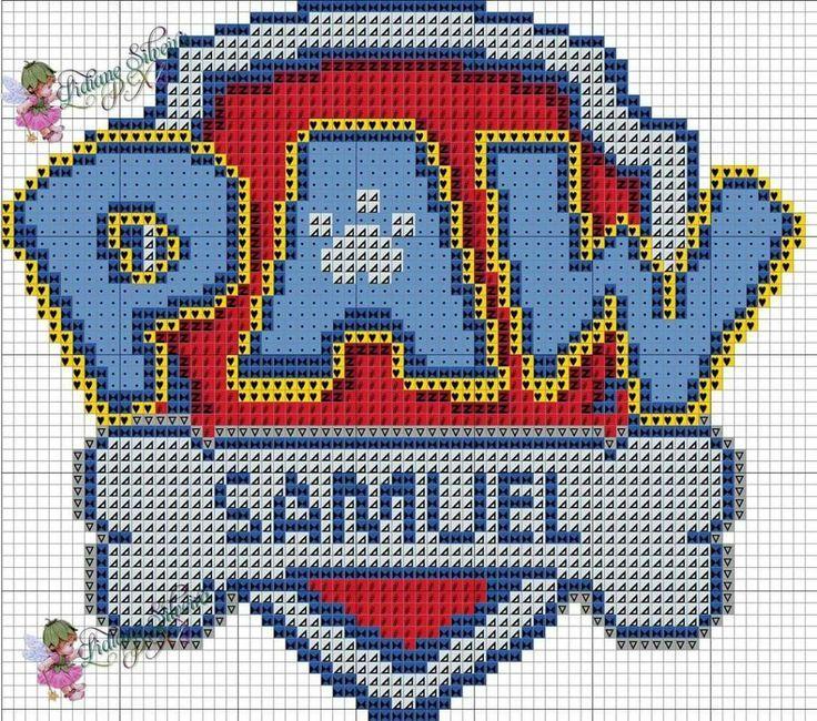 Afbeeldingsresultaat Voor Paw Patrol Deken Haken Pow Patrol