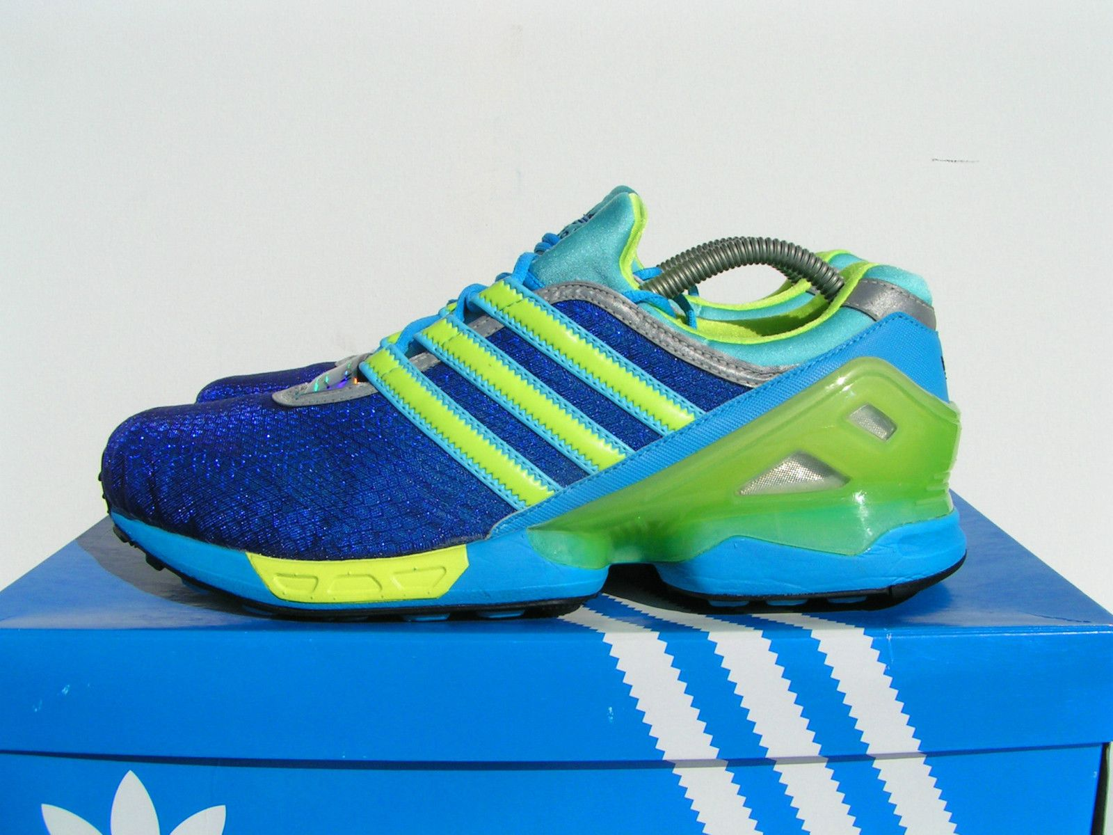 109605fa0 Adidas ZX Marathon Gr. 42 8000 Equipment Torsion Support 8000 Cushion  Micropacer