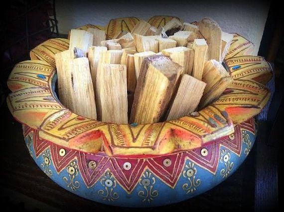 Palo Santo Smudge Stick Sacred Healing Wood By