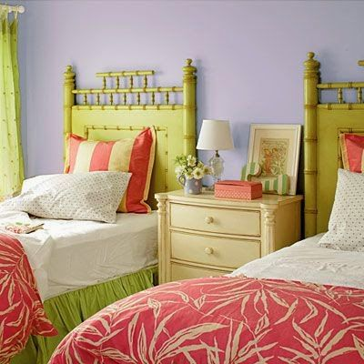 South Shore Decorating Blog What I Love Wednesday Twin Beds for