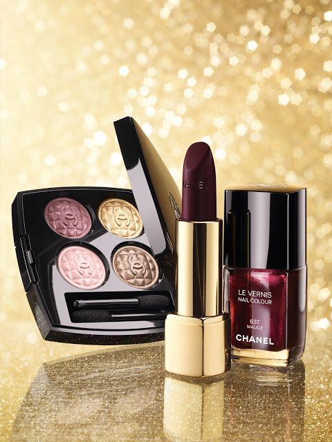 Fleur De Force: Chanel Christmas Collection 2012