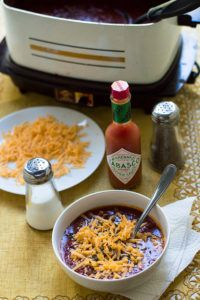 Easy Crockpot No Bean Low Carb Chili