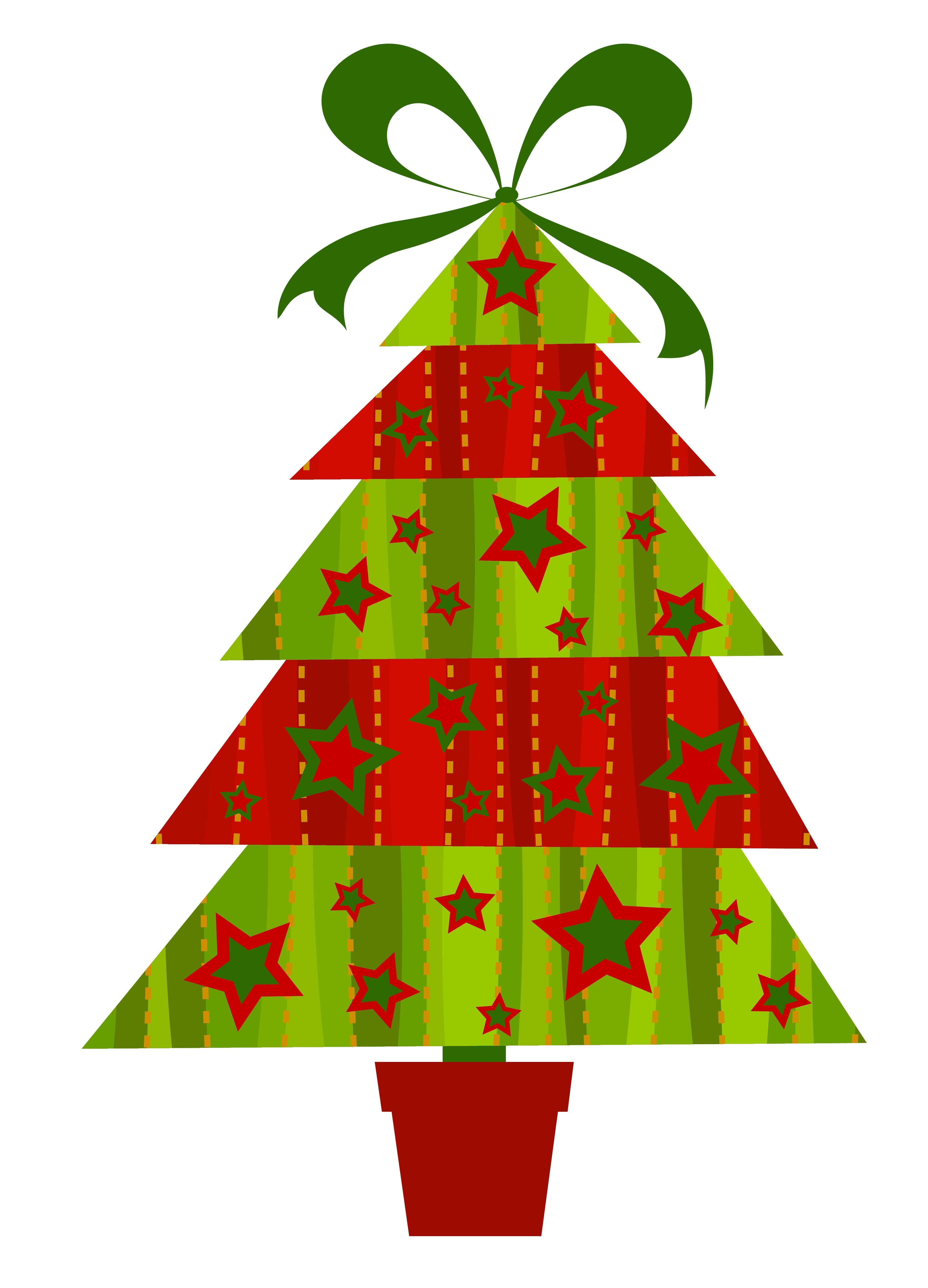 20 Amazing Free Christmas Tree Images Christmas Tree Images Christmas Tree Clipart Modern Christmas Tree