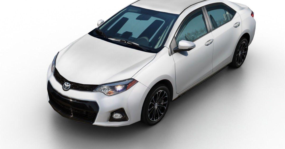 Toyota Corolla 2014 in 2020 Toyota corolla, Toyota