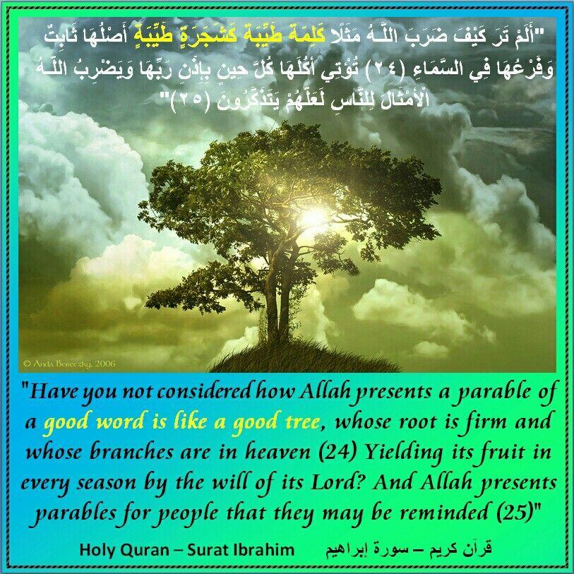 Talking Good الكلام الطيب Cool Words Parables Heaven