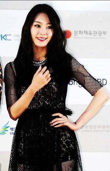 SECRET at Incheon KPOP Concert 2014 - Jieun