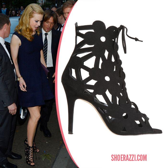 0cf66721a84 Nicole Kidman in Manolo Blahnik - ShoeRazzi | Shoes | Manolo blahnik ...