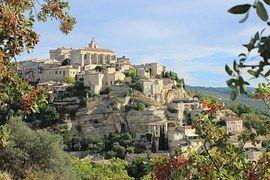 Gordes, Kylä, Provence, Ranskan Kylä