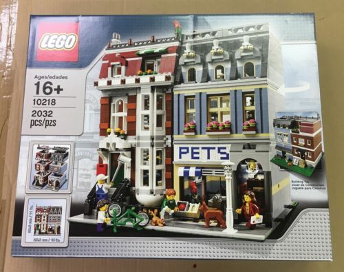 Lego Pet Shop 10218 https://t.co/1xpcGMWtfh https://t.co/yr5dliCdCm