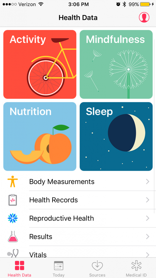 Syncing your fitness tracker to Apple's Health app makes