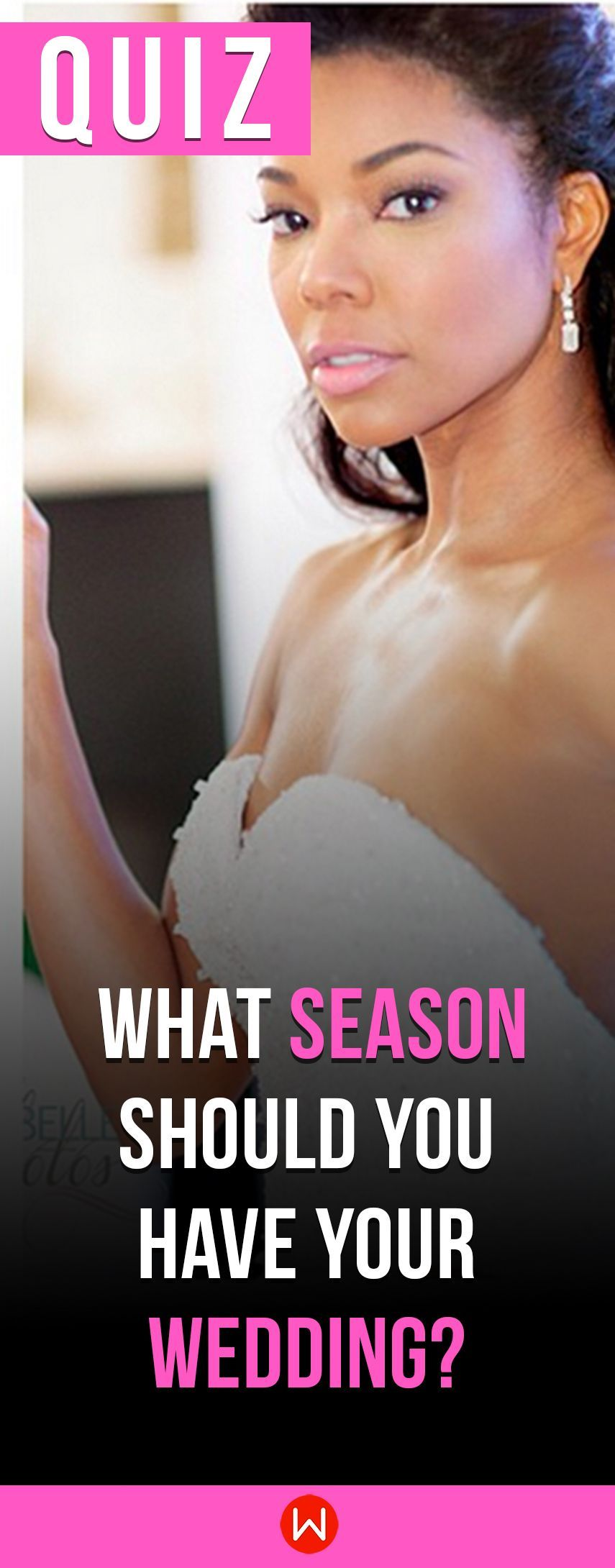 Quiz: What Season Should You Have Your Wedding? in 2020