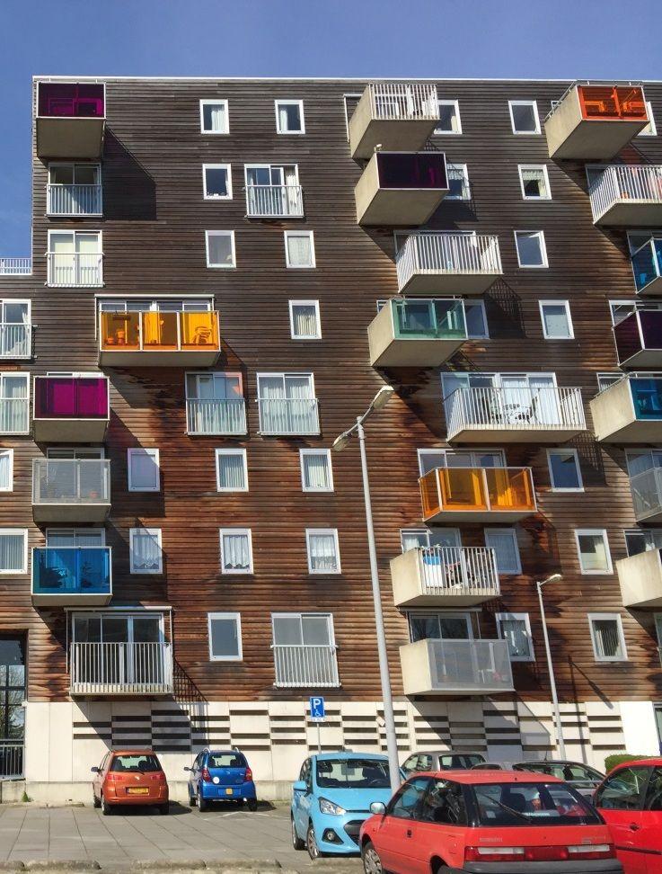 Wozoco Apartments Vivienda Colectiva Juliet Balcony