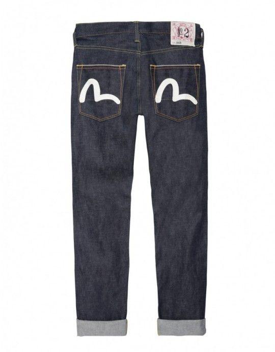 126f503a02a0 Evisu Jeans