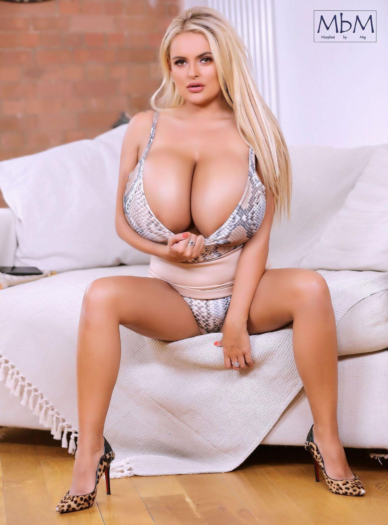Big buts alasti tyttöjä-3777