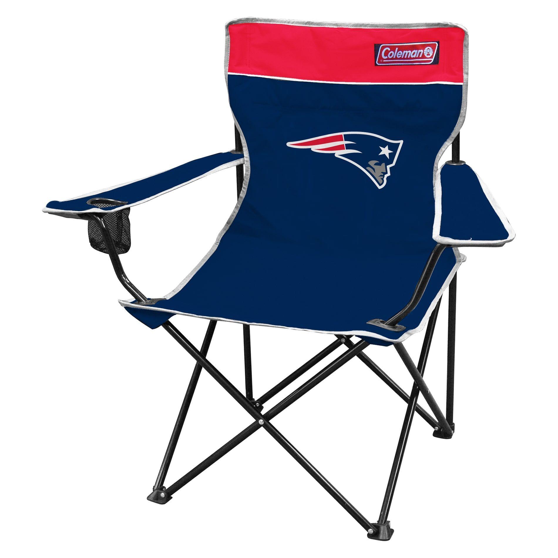 Coleman NFL New England Patriots Quad Tailgate Chair