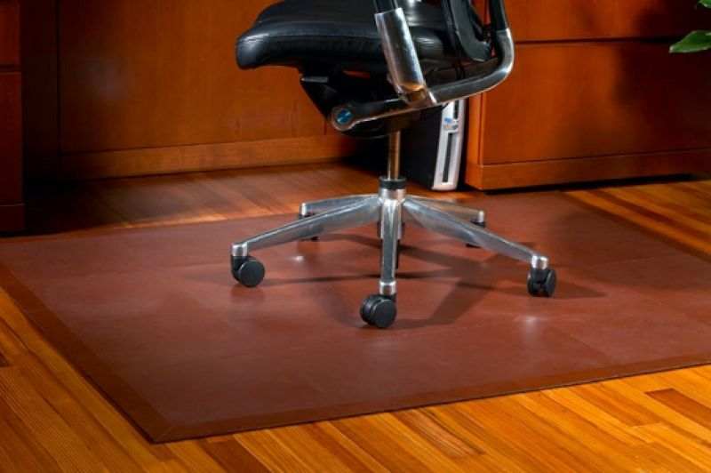 Desk Chair Mats For Hardwood Floors Floor Desk Mats | Home And Design  Gallery