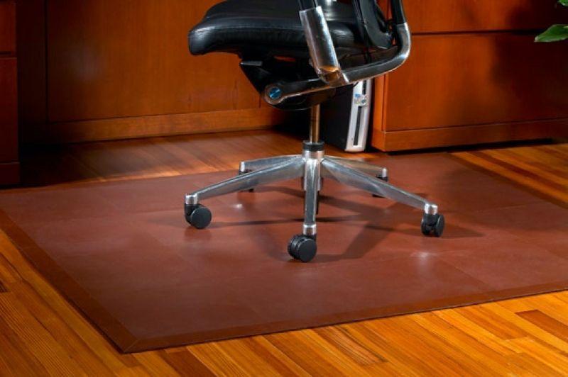 Desk Chair Mats For Hardwood Floors Floor Desk Mats Home And