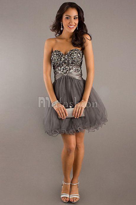 4a4bc42f14a robe soirée courte chic - Ma Jolie Robe de soirée