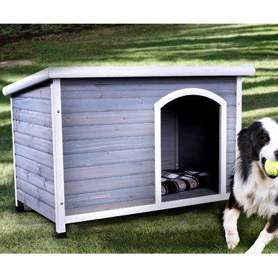 Tucker Murphy Pet Olivet Contemporary Dog House Size 22 5 H X